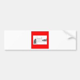 push book bumper stickers