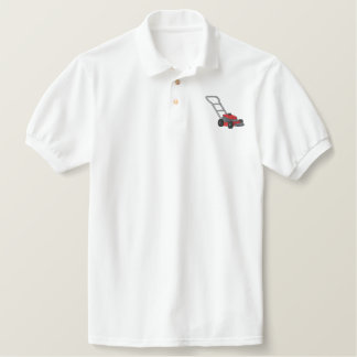 Push Mower Polo Shirts
