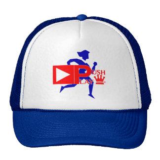 Push Play Athletic Wear Lady Runner Trucker Hats