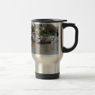 Pusher Tug Sheerkhan Coffee Mugs