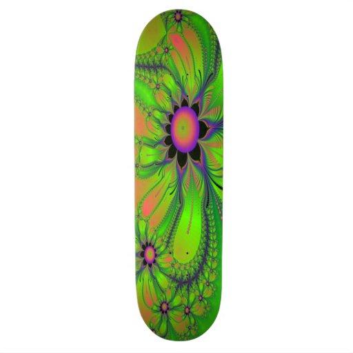 PushIn Daisies Skateboards