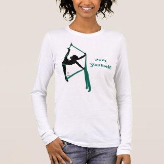 PushYourself! Long Sleeve T-Shirt