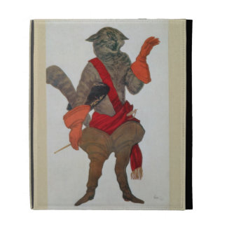 Puss in Boots, from Sleeping Beauty, 1921 (colour iPad Folio Covers
