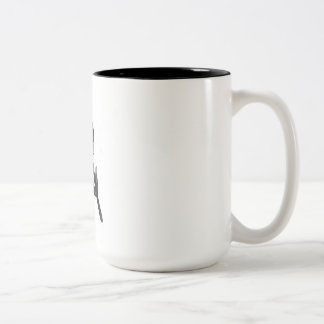 Puss in Boots! Two-Tone Coffee Mug