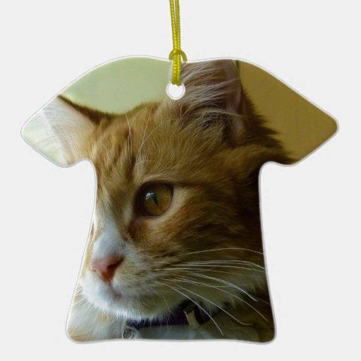 pussy cat christmas tree ornaments