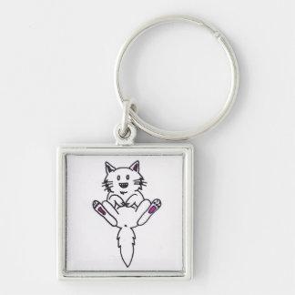 Pussy Cat Keychain