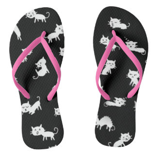 Pussy Cats design Custom Adult, Slim Straps Thongs