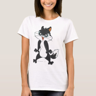Pussy Foot Angry2 T-Shirt