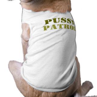 pussy patrol shirt