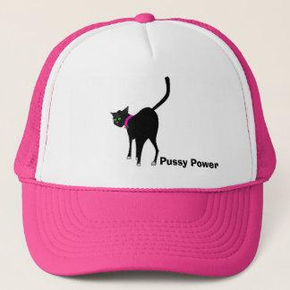 Pussy Power Trucker Hat