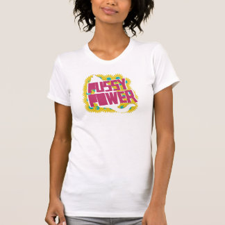 Pussy Power Women's Top Tshirts