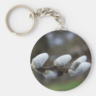 Pussy Willow Keychain