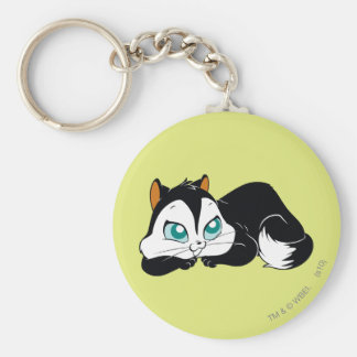 Pussyfoot Cute Kitty Key Ring