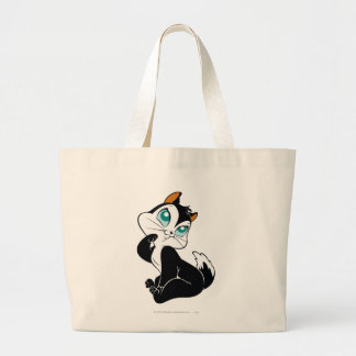 Pussyfoot Darling Kitty Large Tote Bag