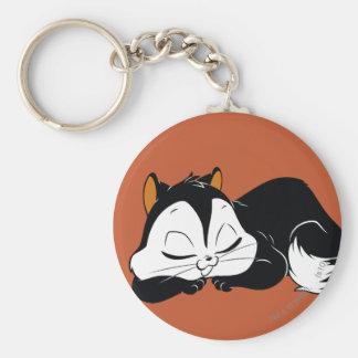 Pussyfoot Sleepy Kitty Key Chains