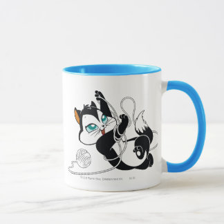 Pussyfoot Tangled Up Mug