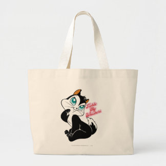 Pussyfoot Tickle My Whiskers Large Tote Bag