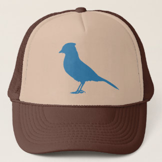 Put A Bird On It - Blue Jay Hat
