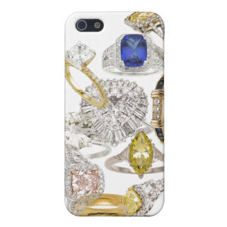 Put A Ring On It Engagement Wedding Jewellery Case For iPhone 5/5S
