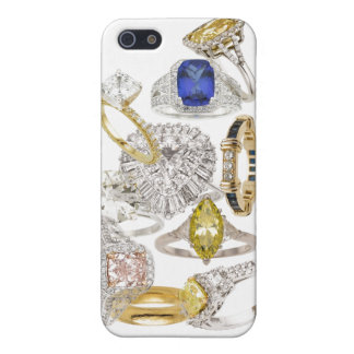 Put A Ring On It Engagement Wedding Jewelry Bling Case For iPhone 5/5S