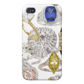Put A Ring On It Engagement Wedding Jewelry Bling Cover For iPhone 4