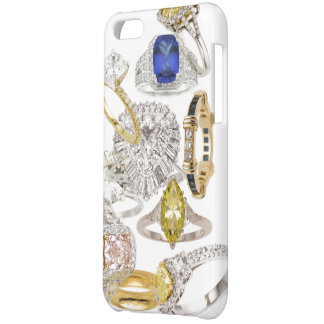 Put A Ring On It Engagement Wedding Jewelry Bling Case For iPhone 5C