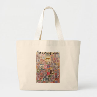Put a Stamp on it! Tote Bag