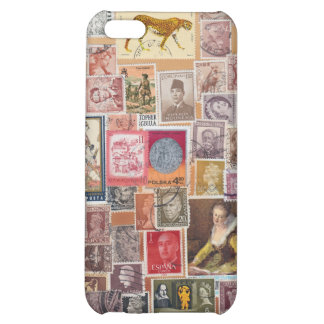 Put a Stamp on it! iPhone 5C Cases