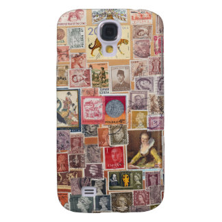 Put a Stamp on it! Samsung Galaxy S4 Covers