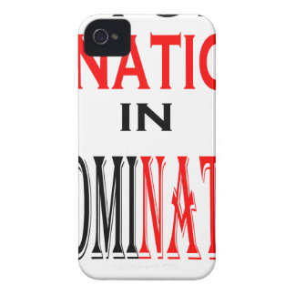 put abomination nation naming nonsense weird black iPhone 4 covers