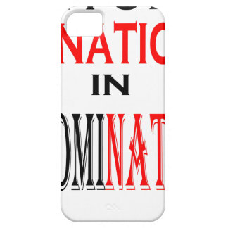 put abomination nation naming nonsense weird black iPhone 5 cover