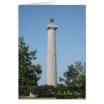 Put-In-Bay, Ohio, Perry's Monument Note Card