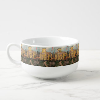 Put-in-Bay Winery at South Bass Island Soup Mug