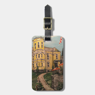 """Put-in-Bay Winery at South Bass"" Luggage Tag"