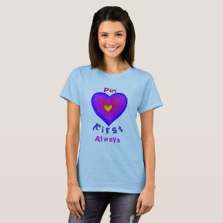 Put Love First T-Shirt