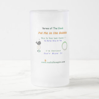 put me in - glass mugs