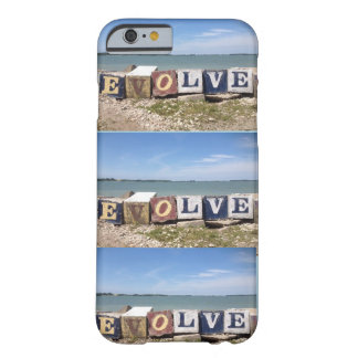 """Put-n-Bay """"Evolve"""" Photo Barely There iPhone 6 Case"""