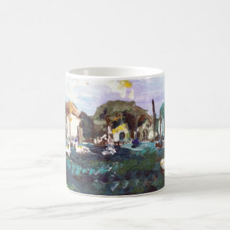 Put-n-Bay Lake Erie Island Painting #2 Coffee Mug