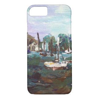 Put-n-Bay Lake Erie Island Painting #2 iPhone 7 Case
