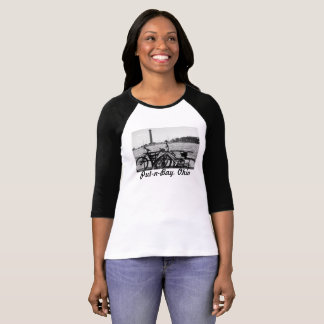 Put-n-Bay Lake Erie Island Women's T-Shirt