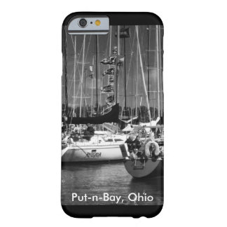 Put-n-Bay, Ohio Boat Photo Barely There iPhone 6 Case