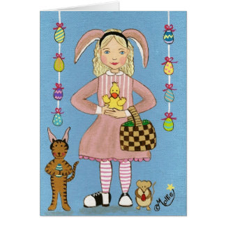 Put on your Bunny Ears! Card