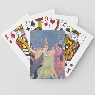 Put On Your Dancing Shoes, Playing Cards