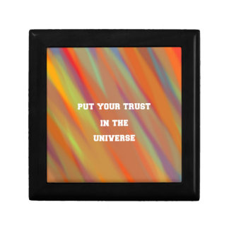 Put your trust in the universe gift box