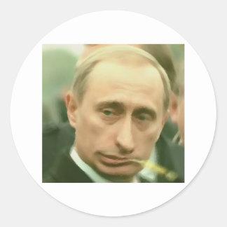 Putin Plan Sticker
