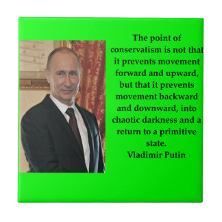 putin quote ceramic tile