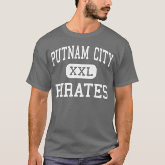 Putnam City - Pirates - High - Oklahoma City T-Shirt