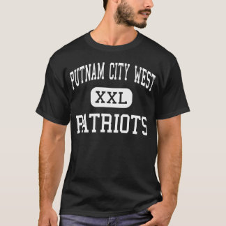 Putnam City West - Patriots - High - Oklahoma City T-Shirt