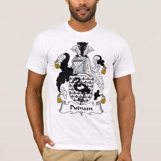 Putnam Family Crest T-Shirt