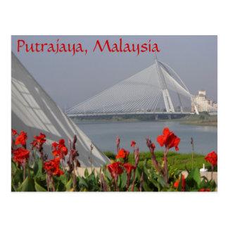 Putrajaya, Malaysia Postcard
